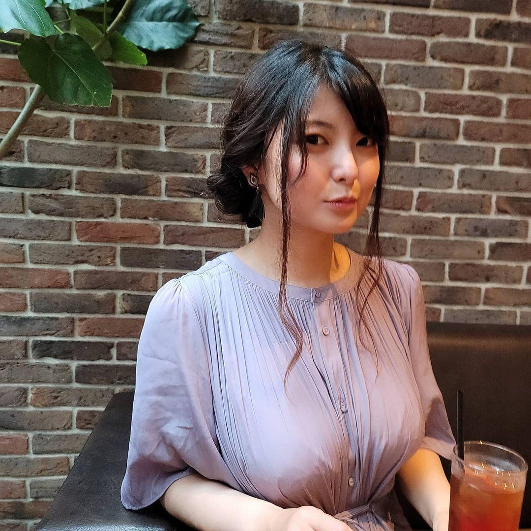 36岁微熟姐姐花井美理,这种天然的垂坠感实在太赞了-新图包