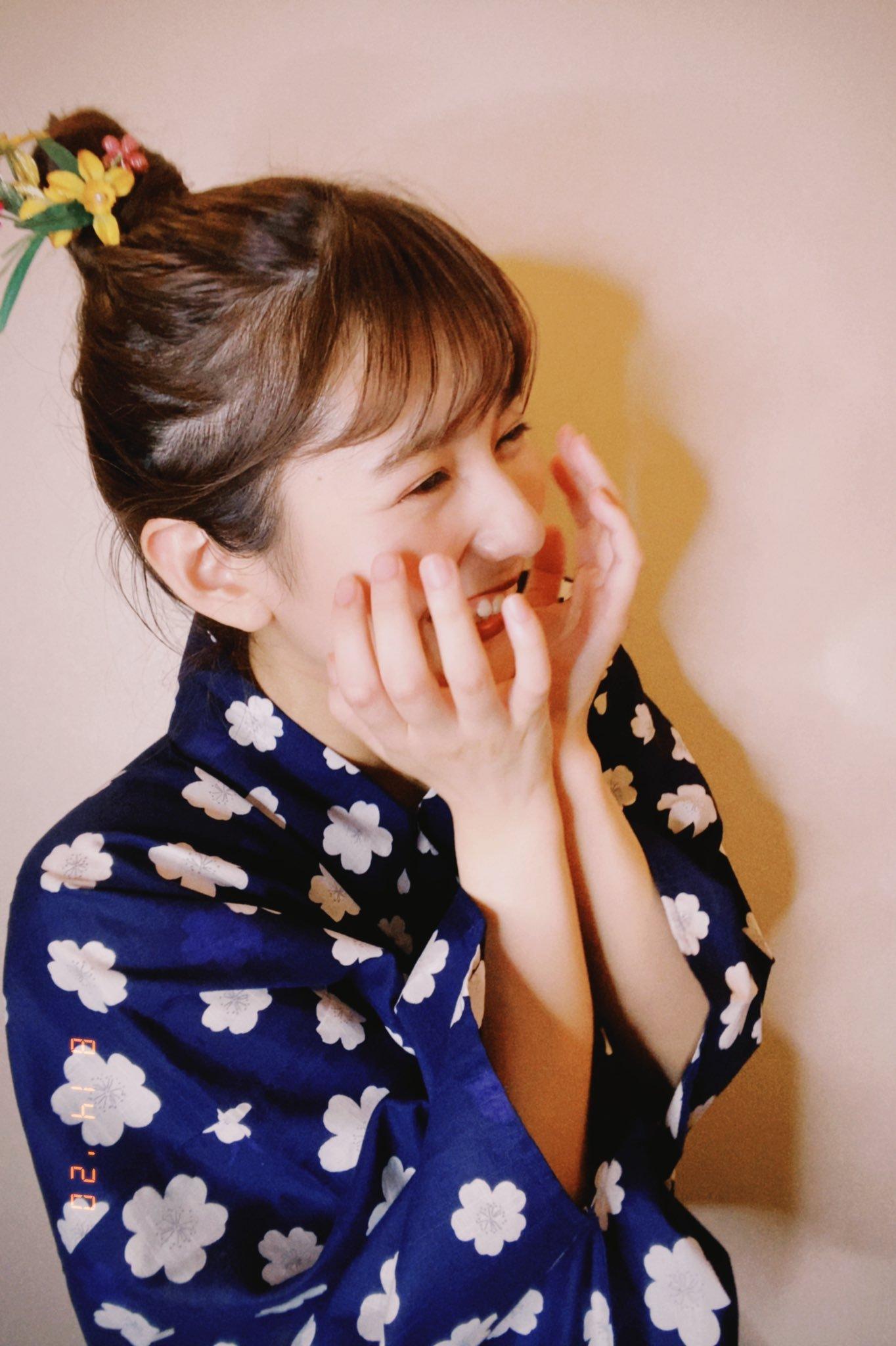 [日本]2020年杂志选美冠军新井遥超嫩脸蛋迷倒众人 养眼图片 第8张