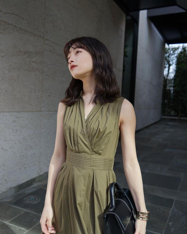 东京私立名校毕业的美女时装设计师日本妹子的清新甜美气质真的好可爱 养眼图片 第11张