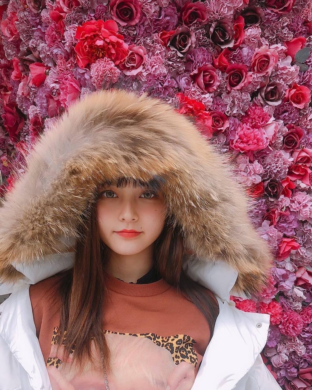 今年刚高中毕业 18 岁美少女樱井音乃身材整个无敌 网络美女 第5张