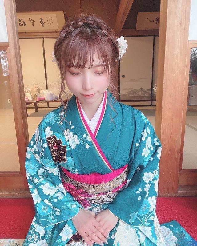 【itotii正妹】和服小厨娘! 网红正妹《纱爱》散发浓郁日式香!-itotii