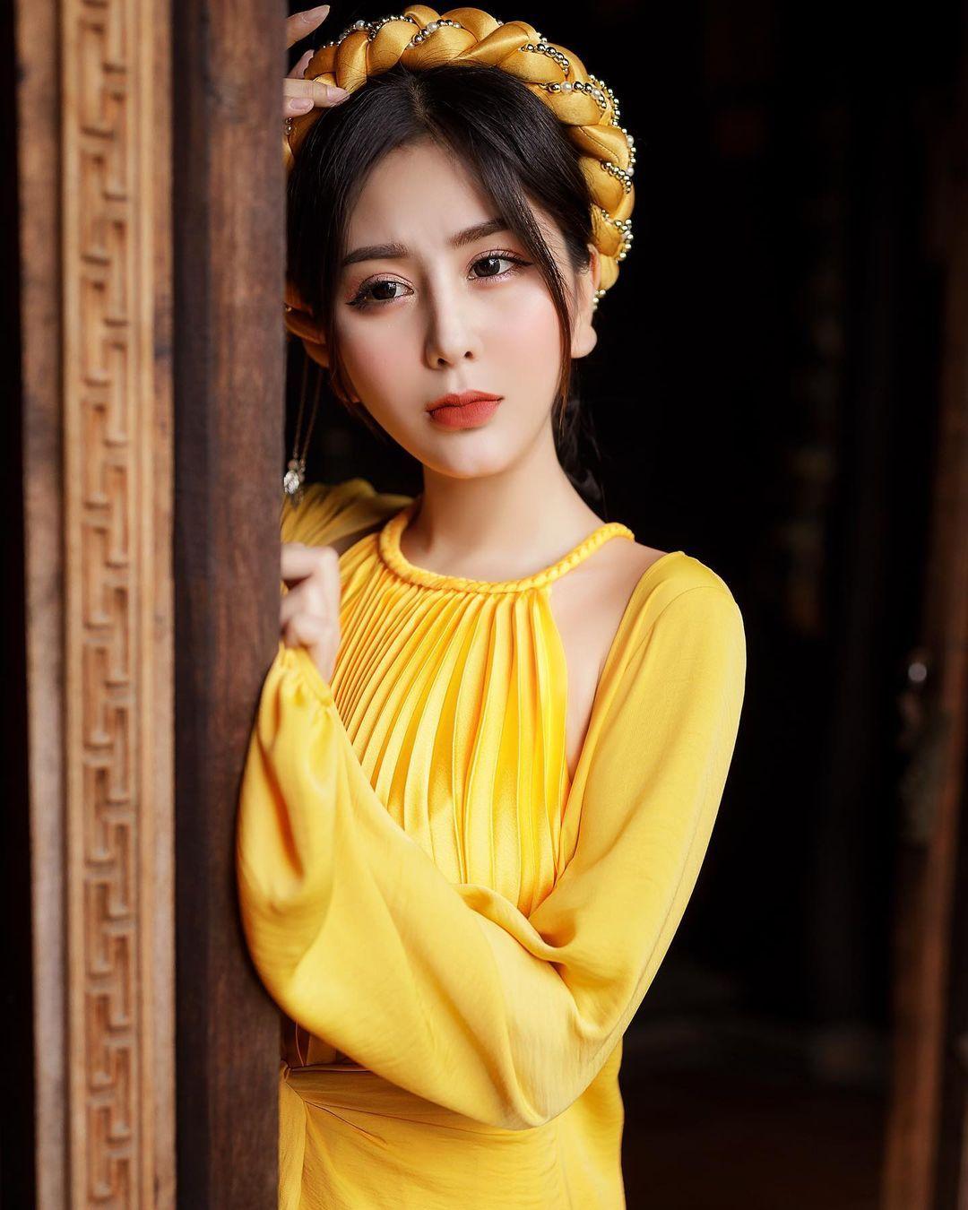 越南仙女系正妹「Chin」零死角美貌超逆天视角-新图包