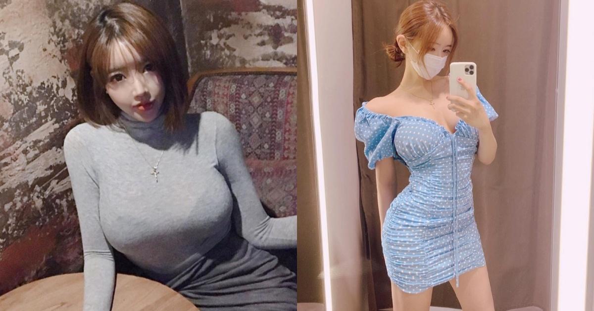 妹子IG@___jummm__一组咖啡厅气质韩国美女的美照
