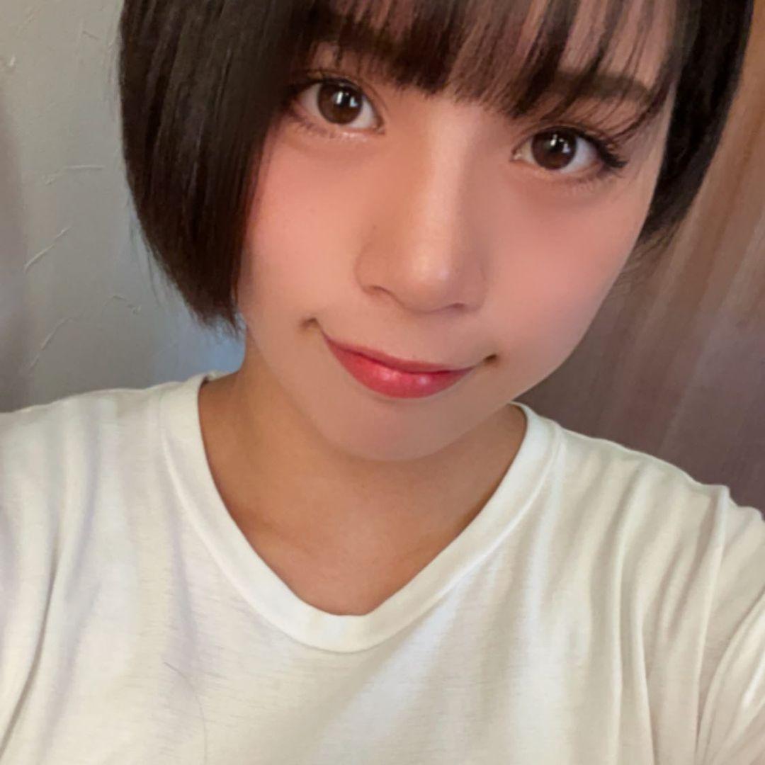 选美比赛冠军 短发高中妹山冈雅弥16岁青春 深邃卧蚕双眼彷佛随时在放电 网络美女 第7张