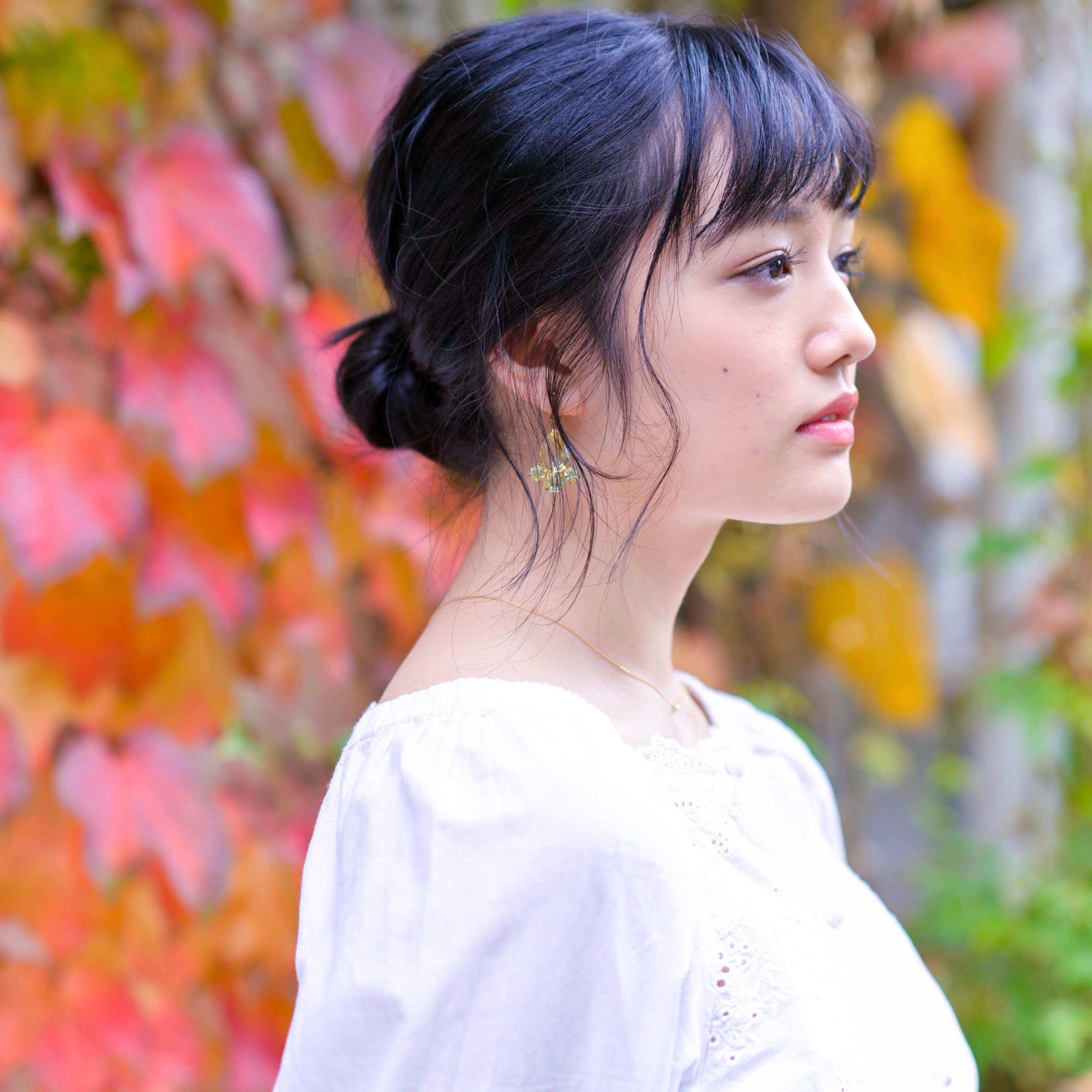 久等了20岁安藤笑樱睽违近一年推出写真 养眼图片 第12张