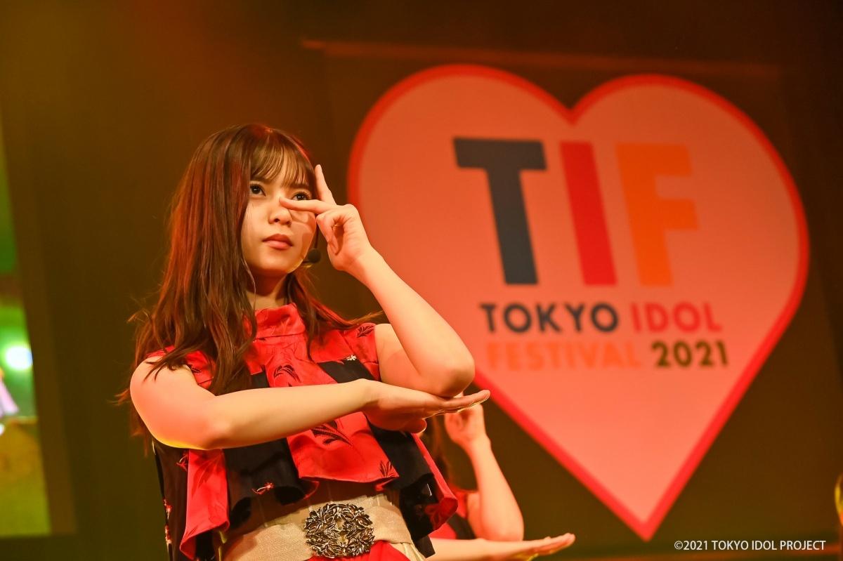 乃木坂46担任『TIF2021』压轴演出远藤さくら现场庆祝20岁生日-itotii