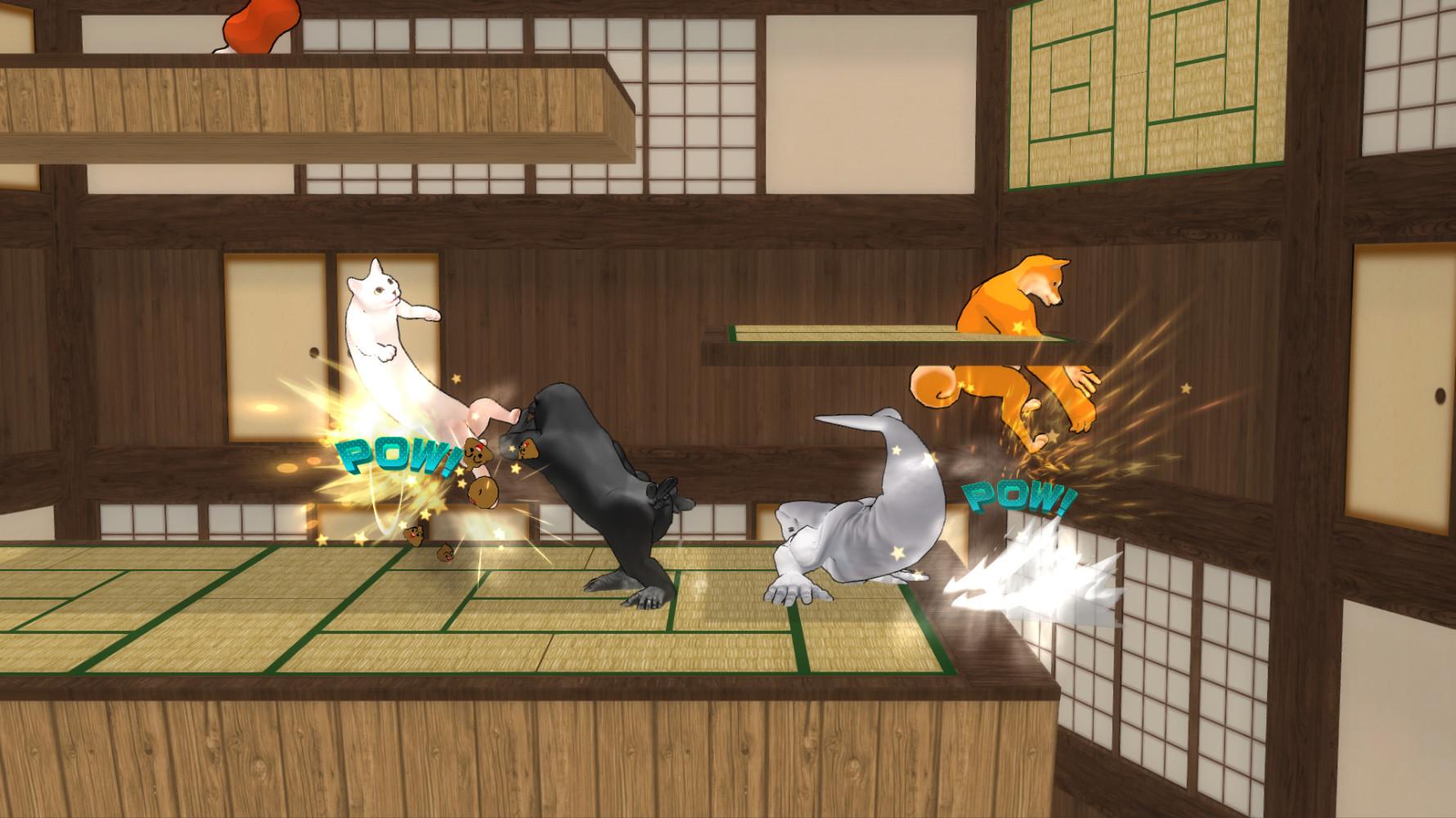 网红动物大乱斗《动物之鬪: 竞技场》上线Steam Steam 游戏资讯 第2张