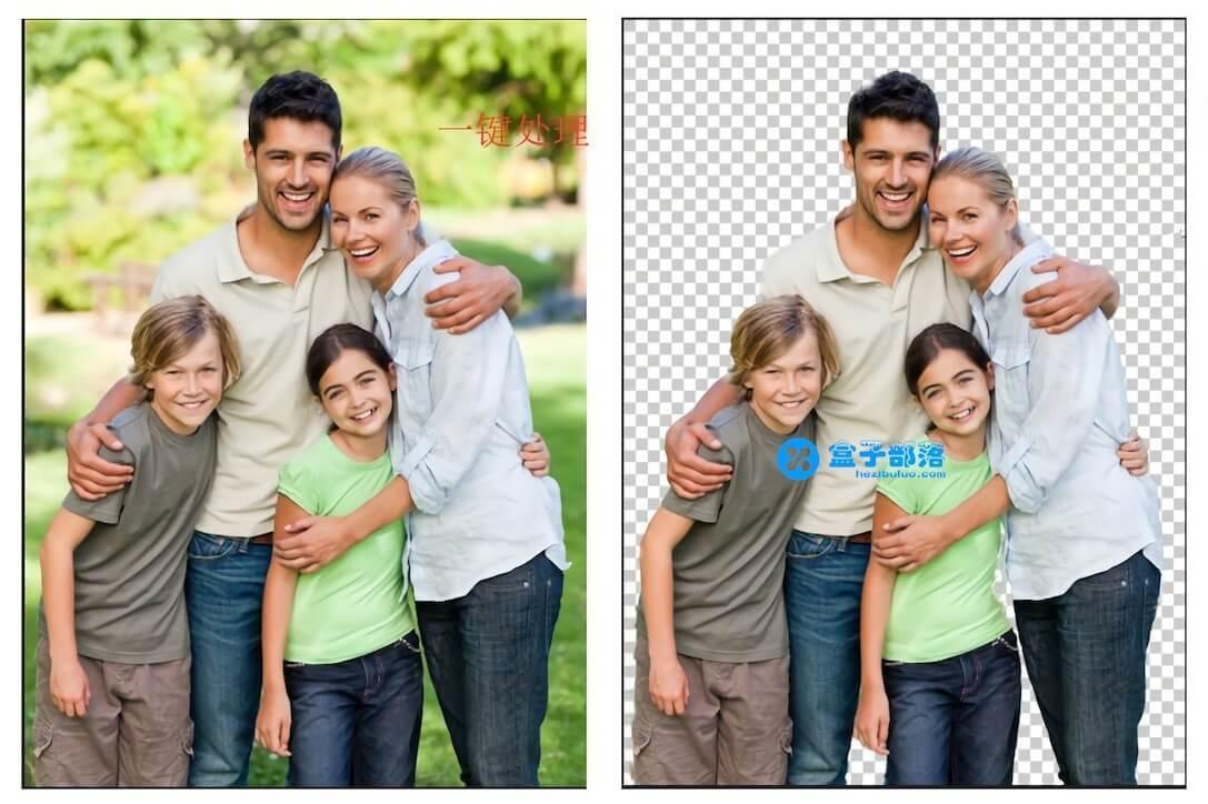 InPixio Photo Cutter v8.5.6739 一键抠图、简单易用,图片抠图软件