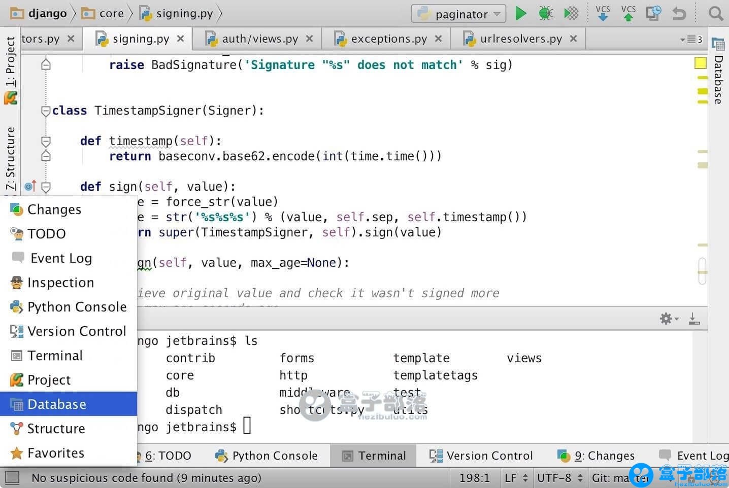 JetBrains PyCharm v2018.2.4 - Python 编程开发工具汉化版