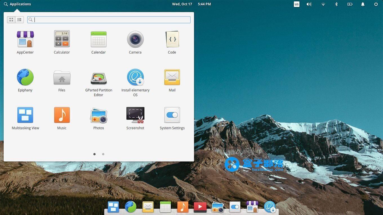 Elementary OS 中文版,基于 Ubuntu 的精美发行版,最漂亮的 Linux 系统