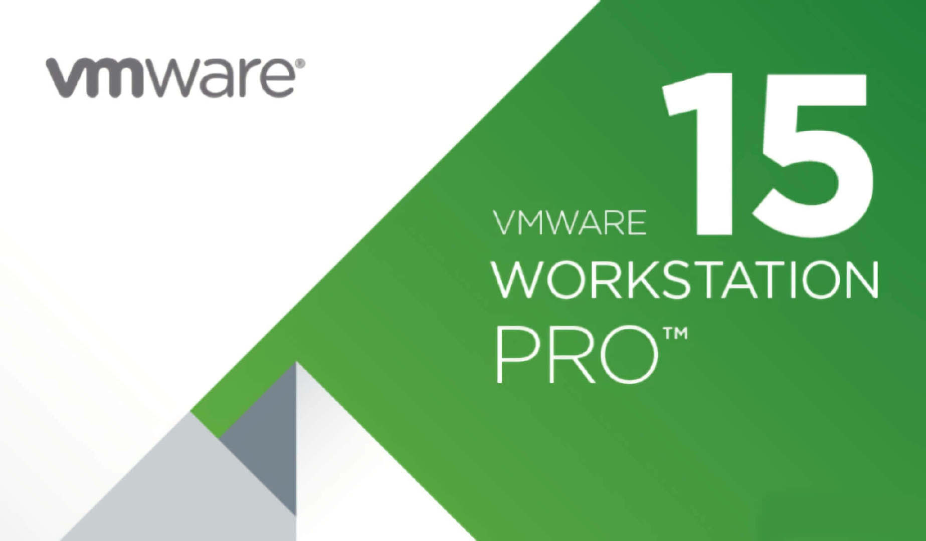 VMware Workstation Pro 15 - Windows平台最强虚拟机软件及永久激活密钥