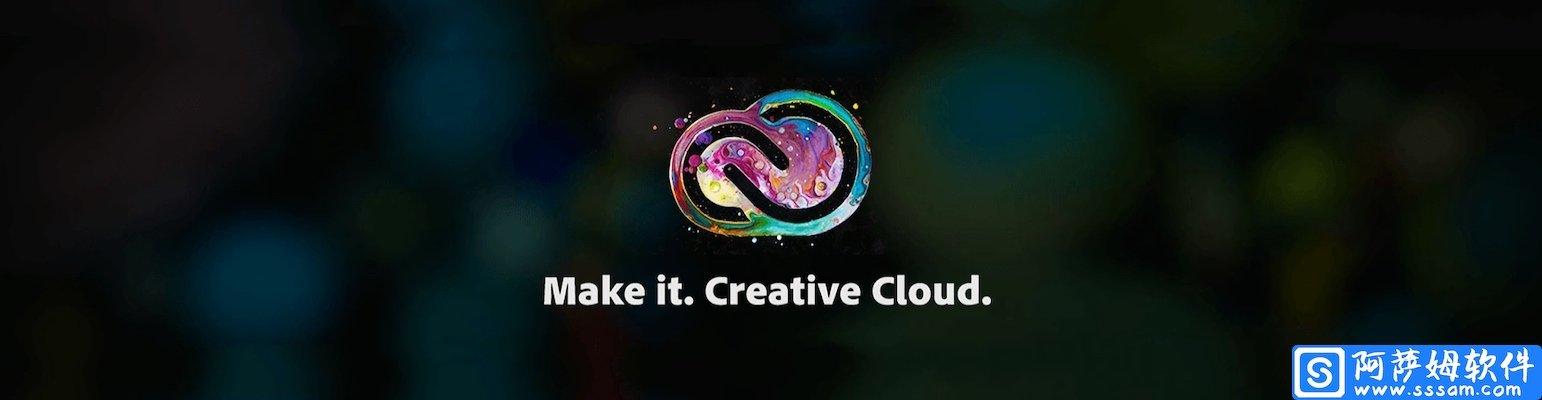 Adobe Creative Cloud 一键安装全系列Adobe软件(Win/Mac)