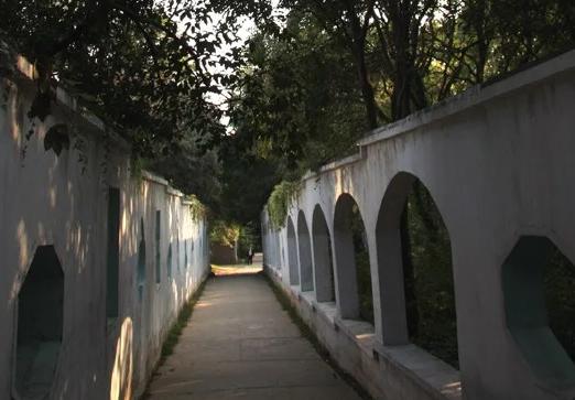 时光长廊是相山的一首抒情诗
