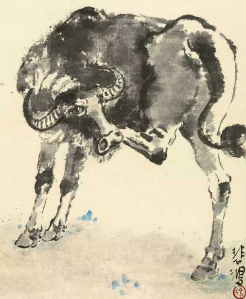 【蜗牛扑克】关于咏牛的诗词