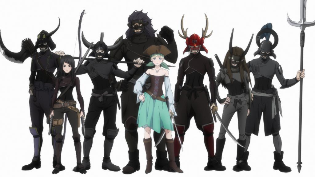原创TV动画《海贼王女》PV公开,2021年播出- 布丁次元社