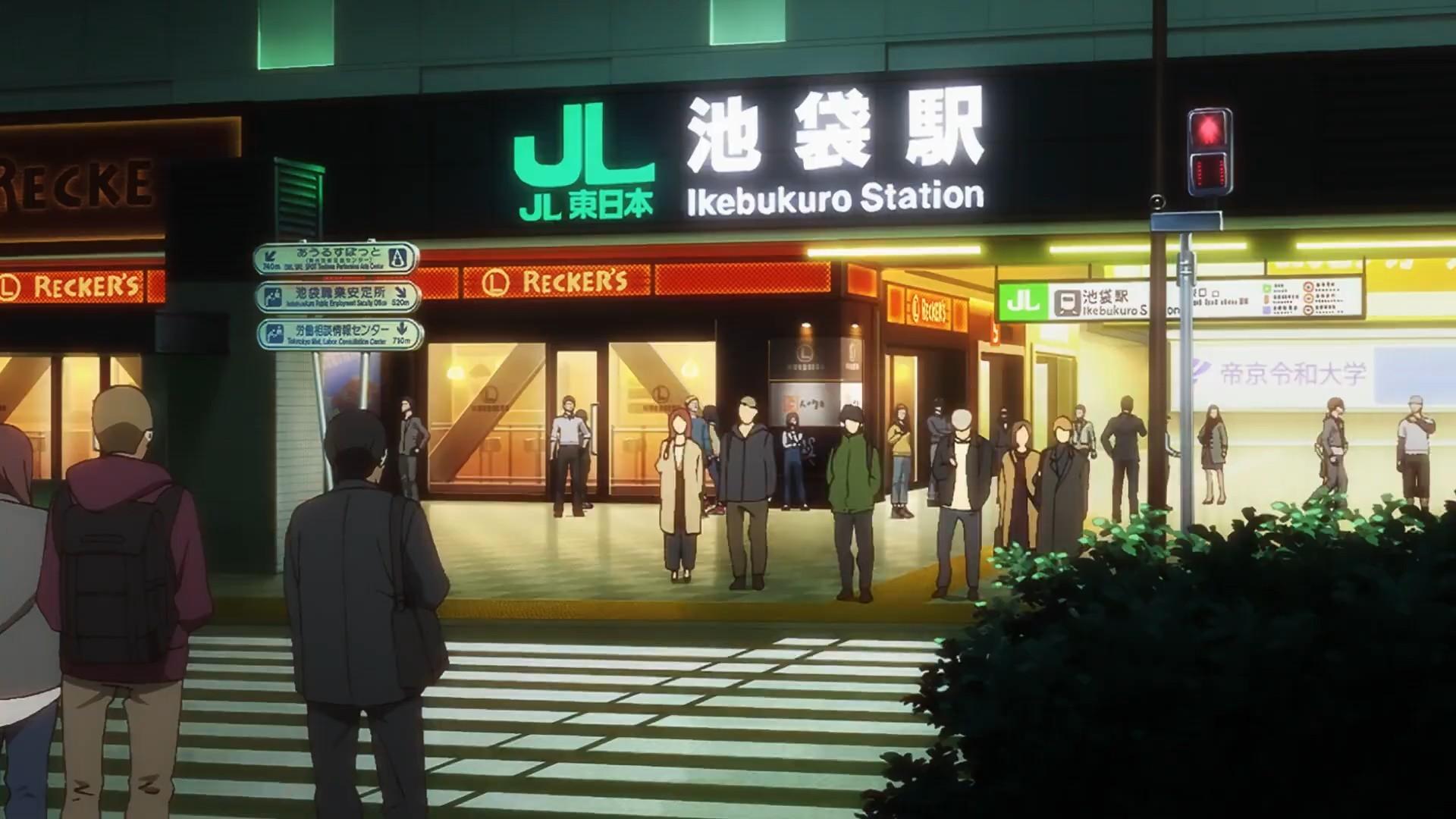 【动漫情报】10月新番《池袋西口公园》PV第2弹公布。