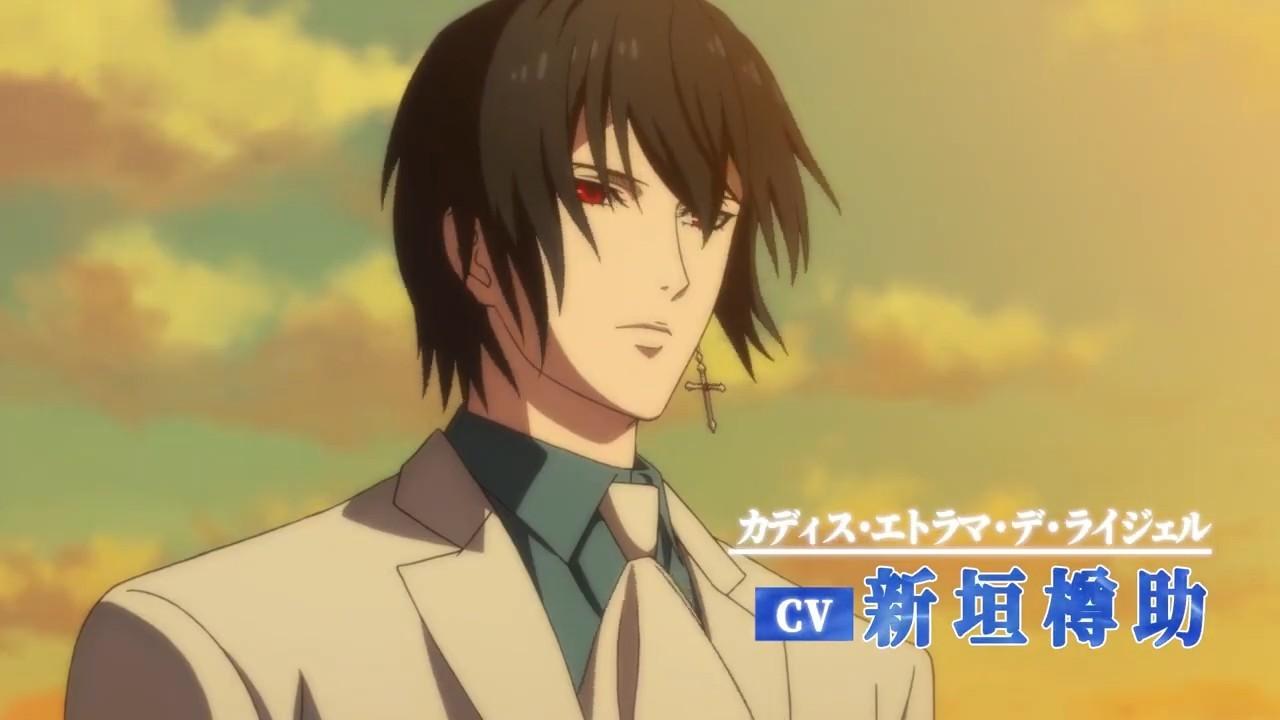 漫改TV动画《大贵族》正式PV公开,10月7日开播- 布丁次元社