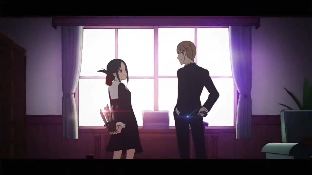 【动漫情报】动画《辉夜大小姐想让我告白》OVA&第3季制作决定PV公开