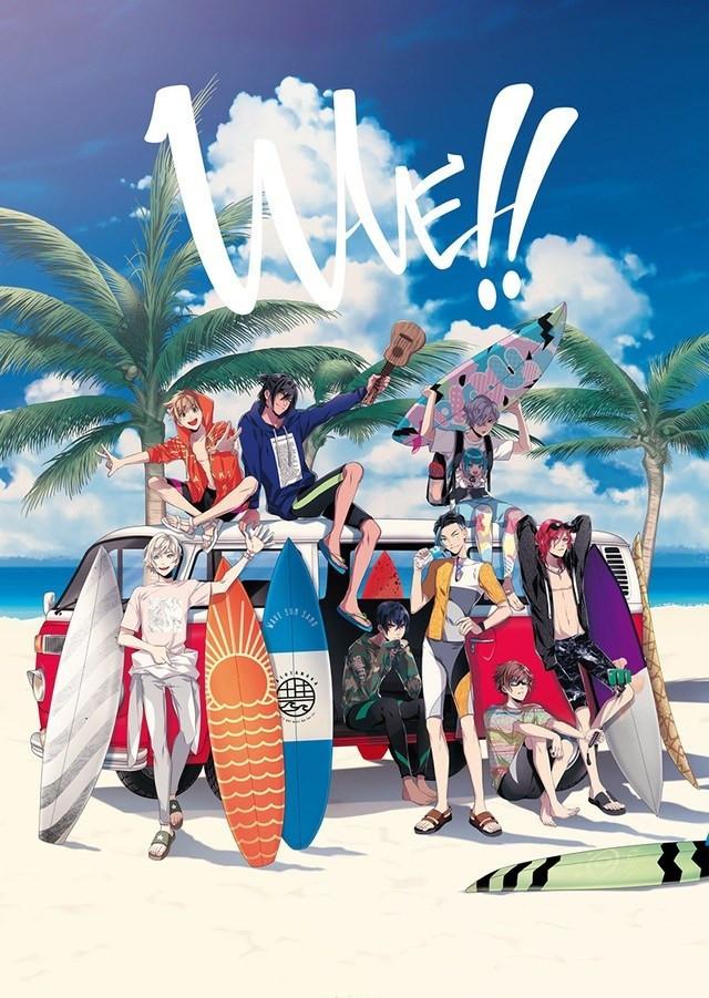 【情报】剧场版《WAVE!!》第3章预告公开,10月30日上映