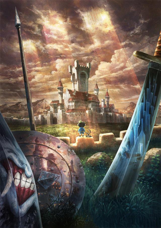 【动漫情报】TV动画《国王排名》先导视觉图公开,2021年10月播出
