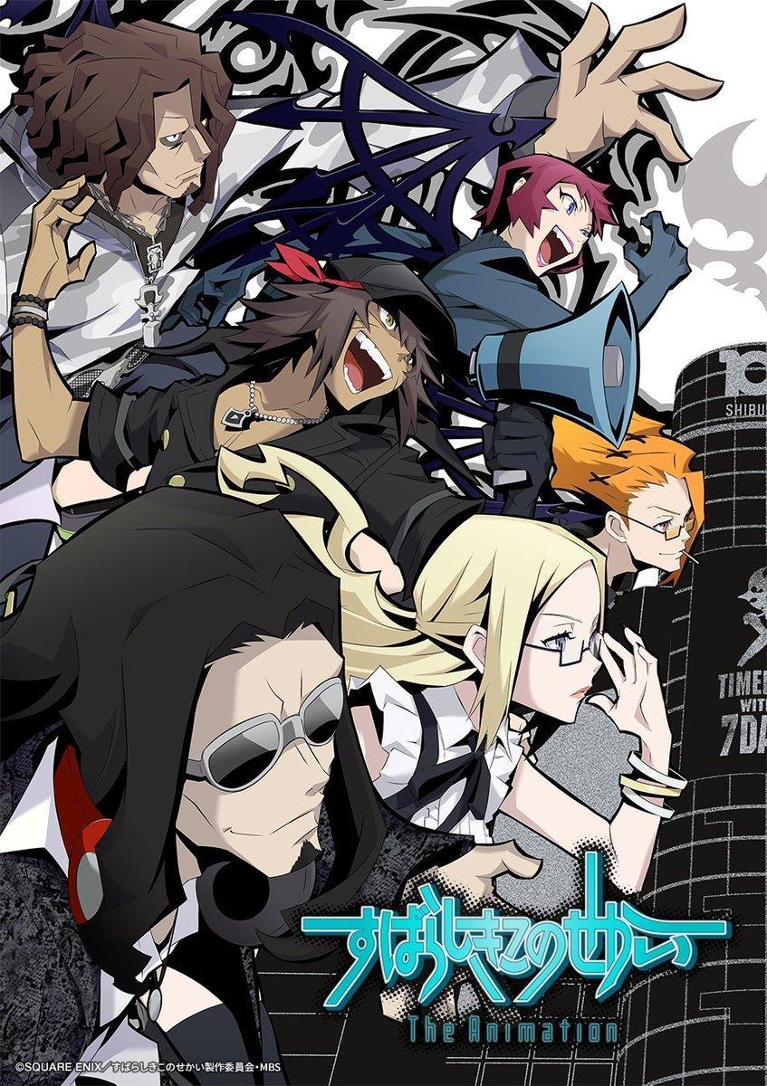 【动漫情报】TV动画《美妙世界》第2弹PV公开,2021年4月开播