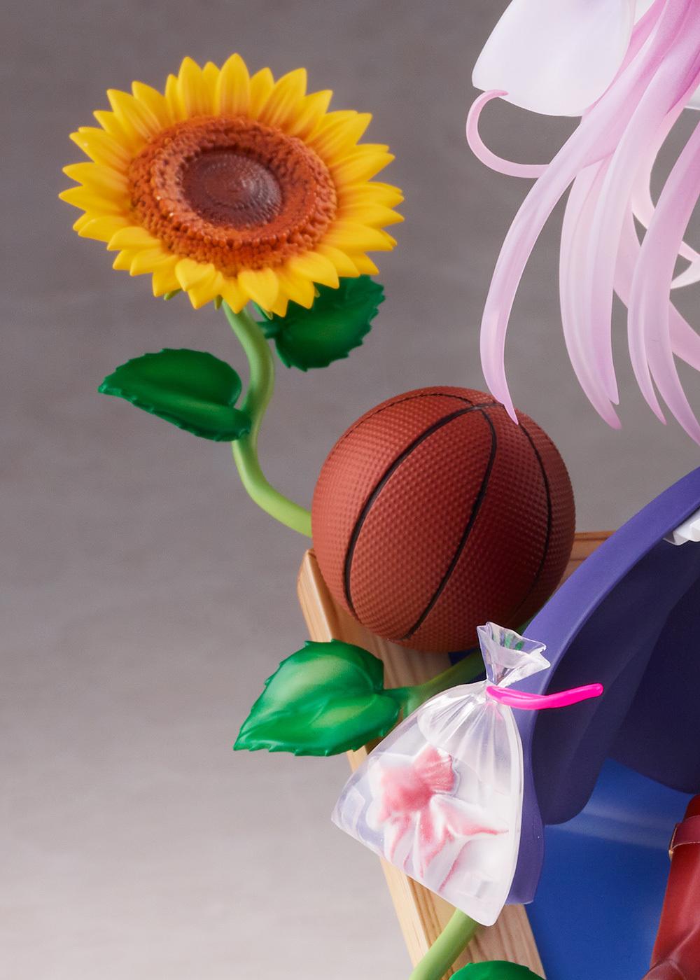 【手办】Aniplex《成神之日》佐藤雏~夏天的回忆~1/7比例手办-