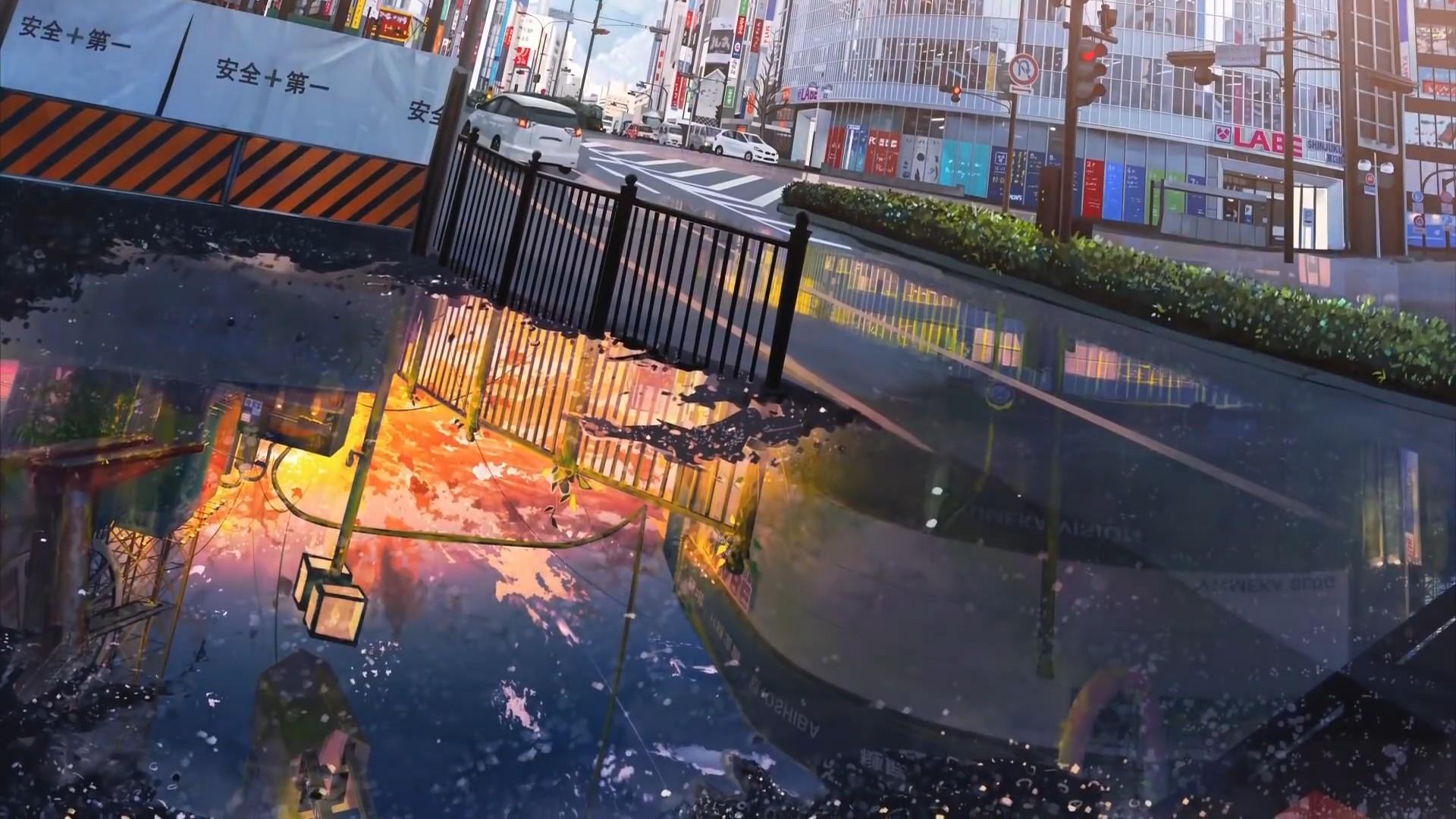 【动漫情报】banishment原创动画《落下生》概念映像公开