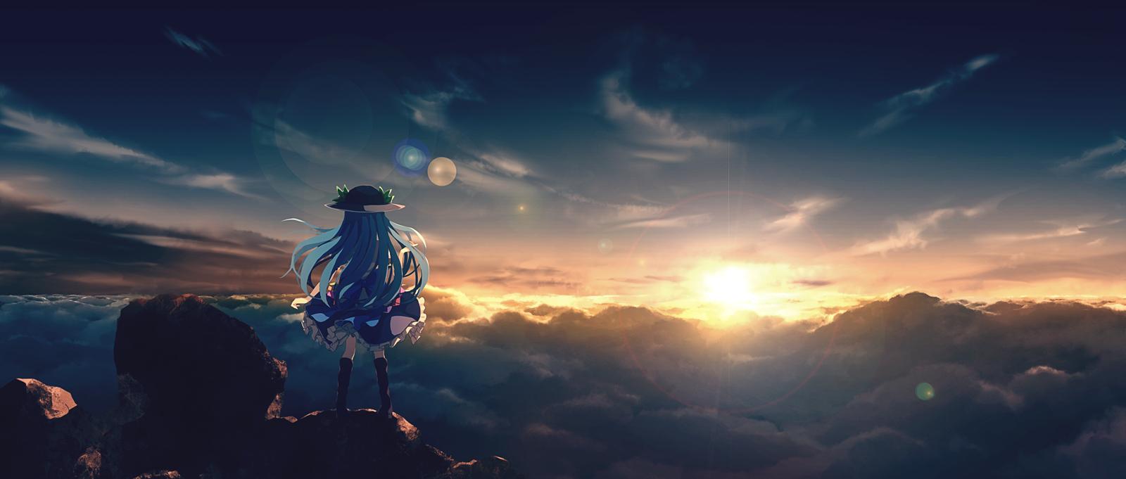 【P站画师】美丽遥远幻想乡!日本画师ぢせ的东方插画作品- ACG17.COM
