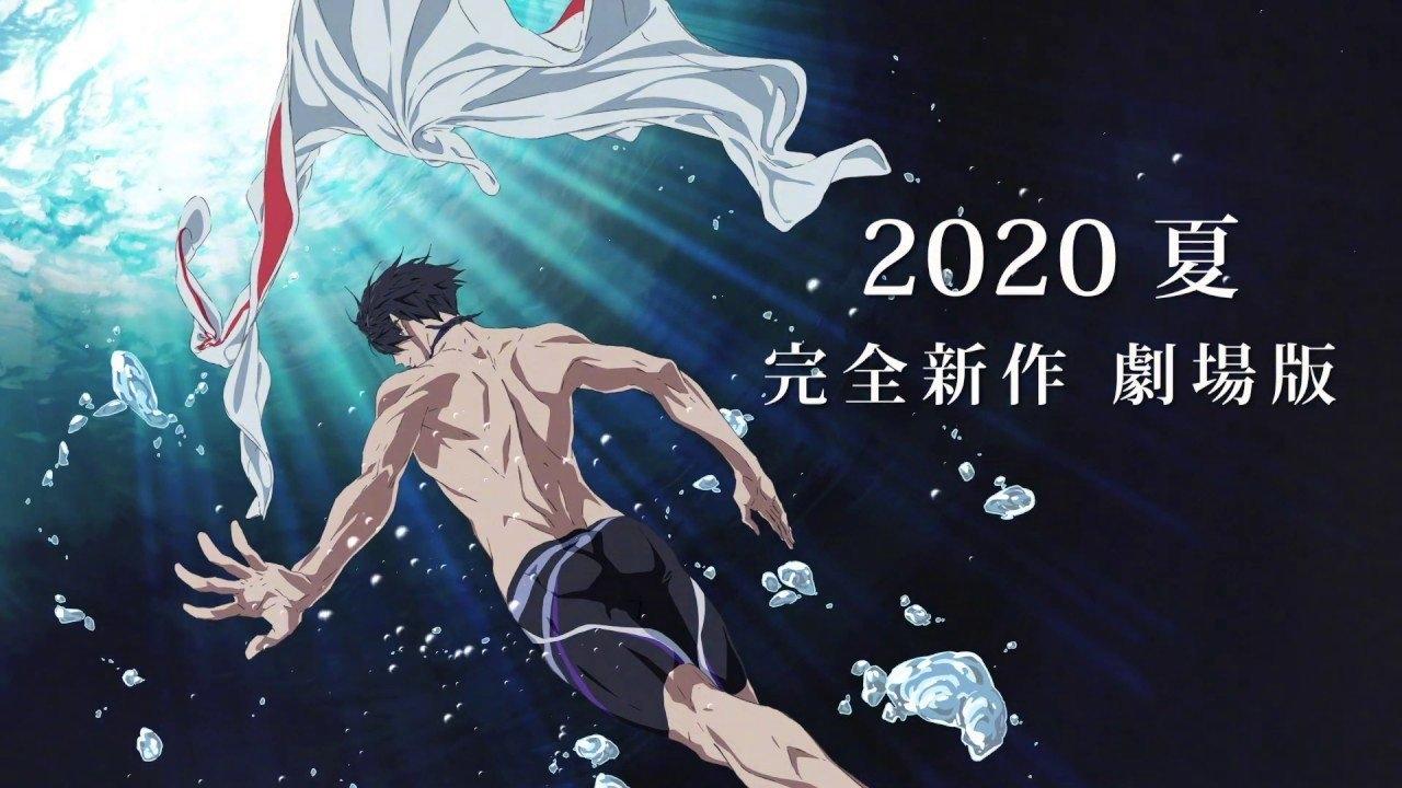 京阿尼剧场版动画《Free!》因诸般事宜,将延期上映,- ACG17.COM