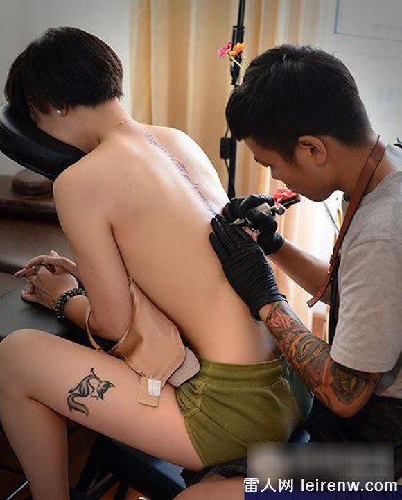 我也好想去学纹身