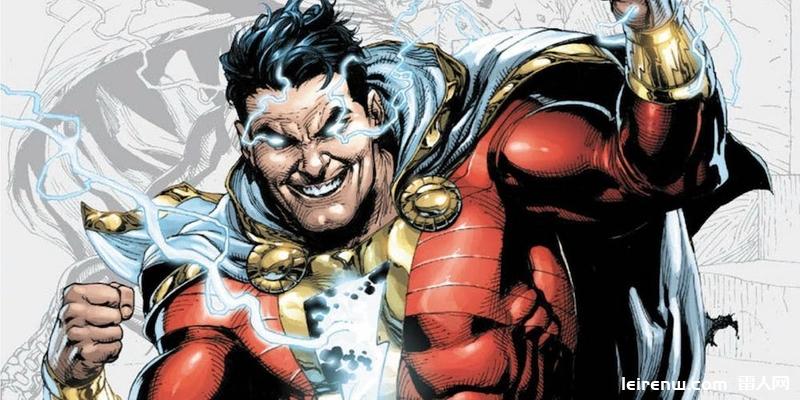 DC《沙贊!》演員人選出爐!約翰希南有望和「黑亞當」巨石強森對打!from leirenw.com