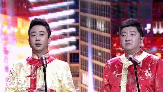 相声《杂谈北京话》