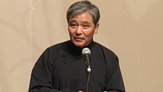 马志明黄族民表演相声《报菜名》