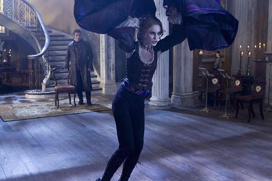 吸血鬼猎人林肯图片