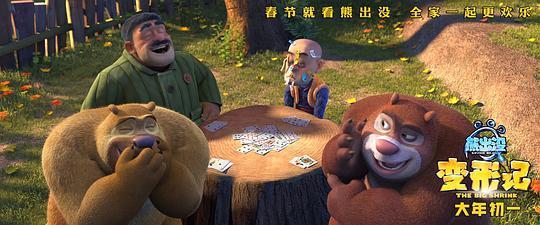 熊出没·变形记图片