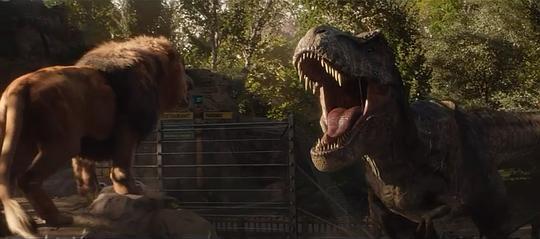 侏罗纪世界2图片