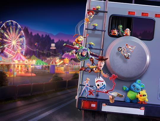 玩具总动员4图片