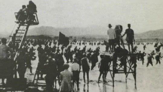 电影传奇·《小兵张嘎》《南征北战》背后的故事