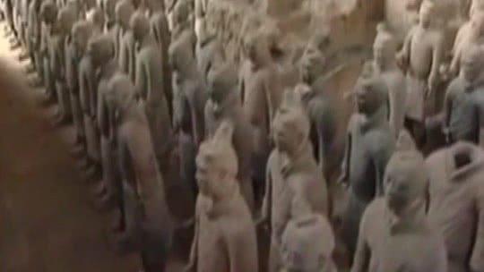 石破天惊的真相·秦始皇兵马俑的主人真的另有其人吗?
