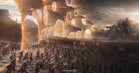 复仇者联盟4:终局之战图片