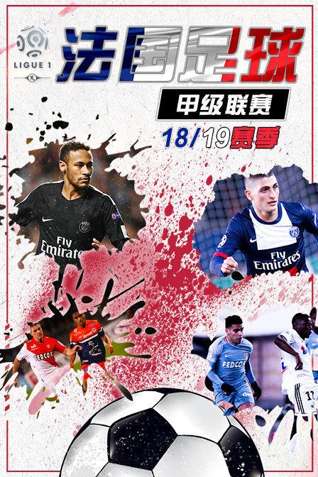 法国足球甲级联赛18/19赛季