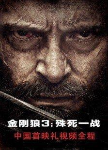 中国首映礼视频全程