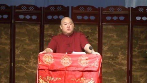 王玥波幽默评书《三盗九龙杯》 相声《阿尔法狗》