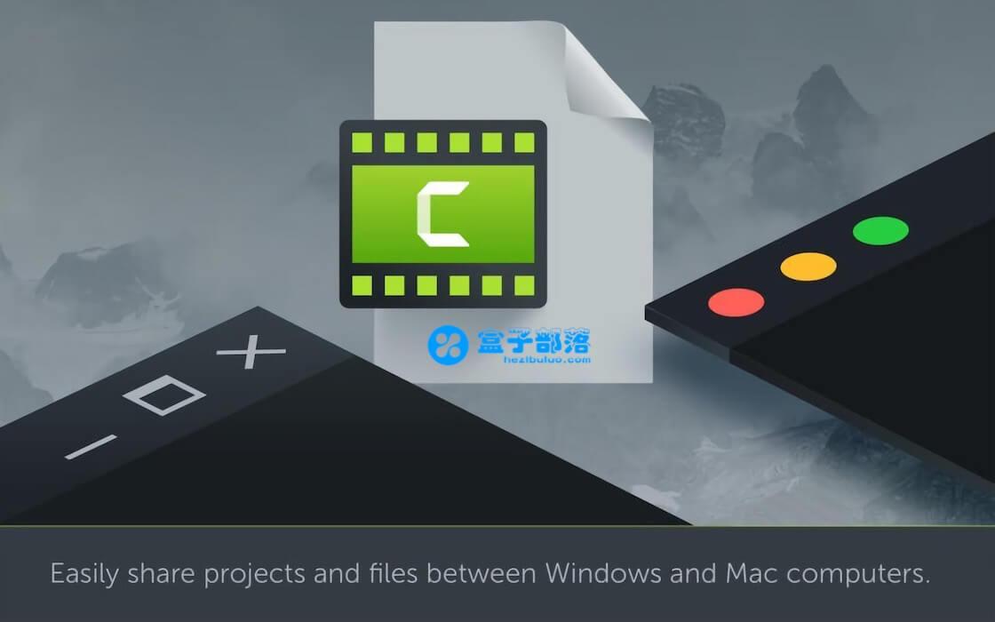 Camtasia for Mac 2019.0.2 屏幕录像中文特别版