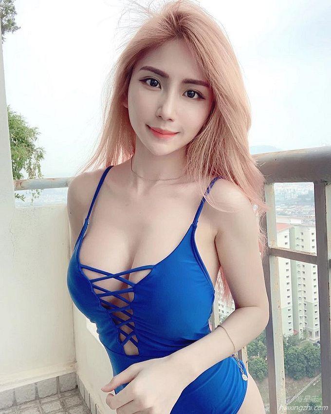 马来西亚网红 josephy_li姗姗美照2
