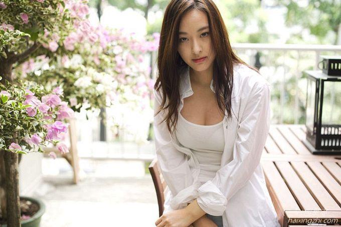 Jeannie Chan(陈滢)居家靓照11