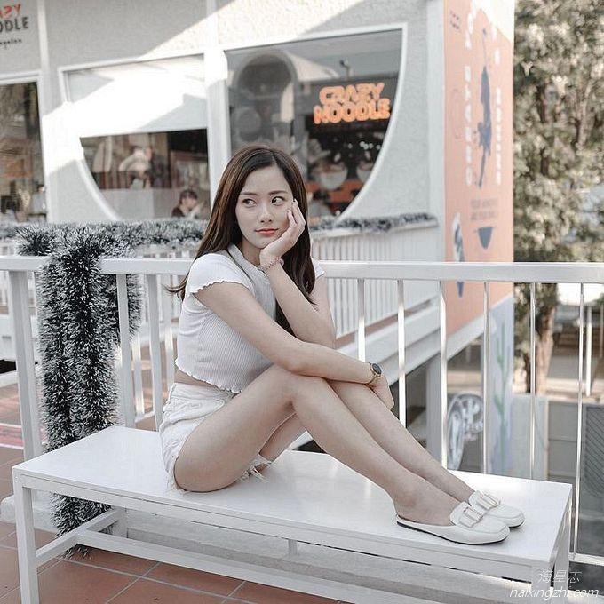 泰国网红「Nichakarn_Methmutha」清纯美照_9