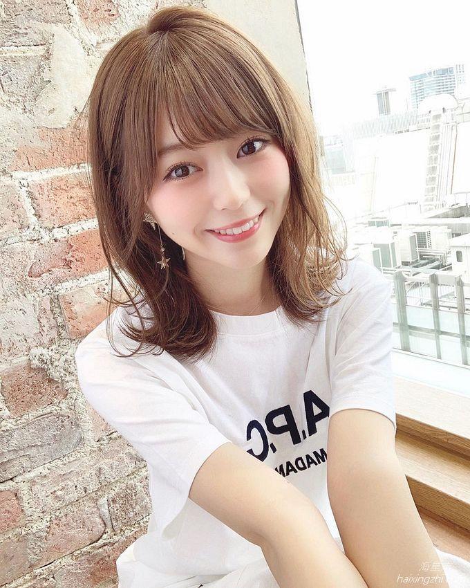 21岁日本模特石崎日梨,天使面孔,靓丽佳人_6