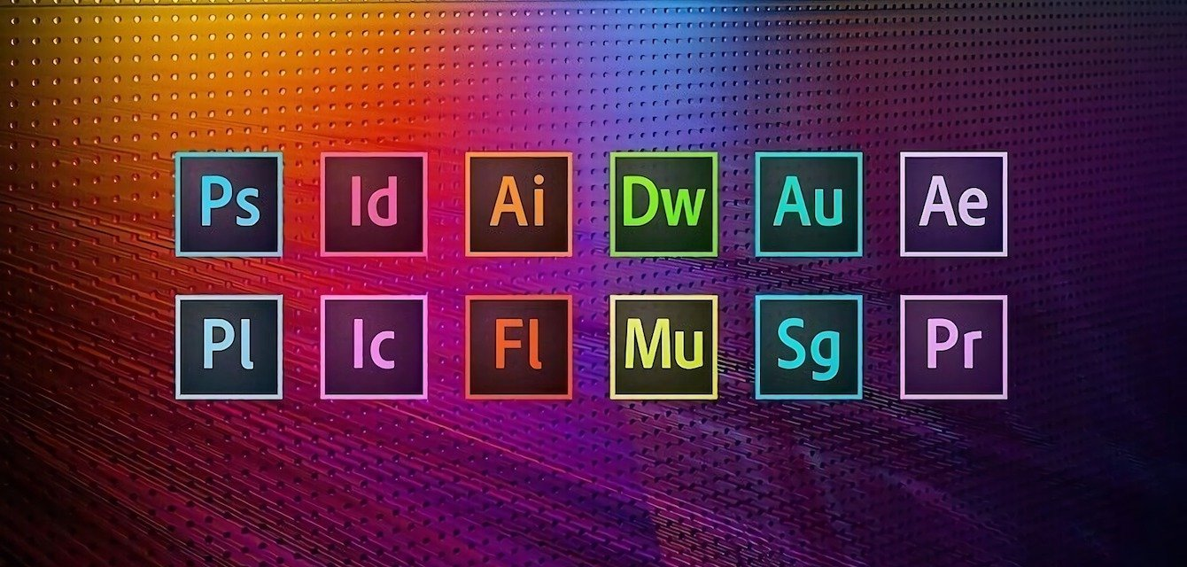 Adobe CC 2019 嬴政天下全家桶大师版安装包