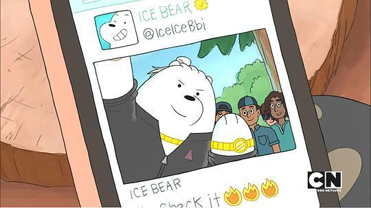 咱们裸熊第四季剧照
